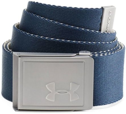 Under Armour Men's Webbing 2.0 Belt Academy/City Khaki