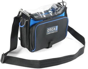 Orca Bags OR-272 Cover for digital recorders Sound Devices MixPre-10-Zaxcom Nova-Zoom F4-Zoom F8n