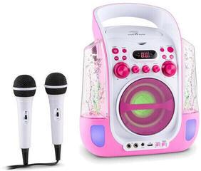 Auna Kara Liquida Karaoke system Pink