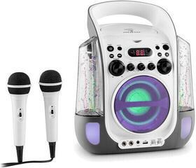 Auna Kara Liquida Karaoke system Grey