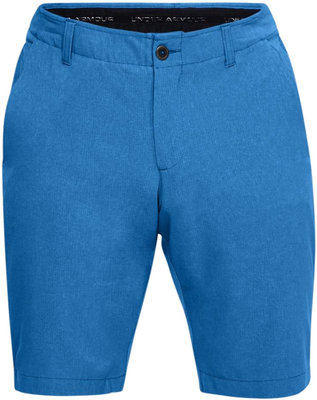 Under Armour Takeover Vented Short Taper Mediterranean Blue 36