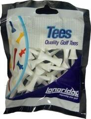 Longridge Castle Tees 29 mm White 20 pcs
