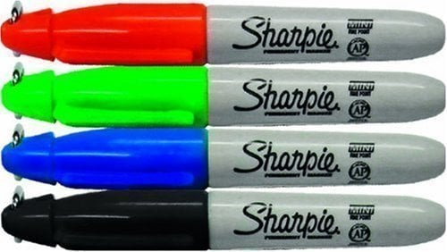 Sharpie Mini Marker (4Pk)