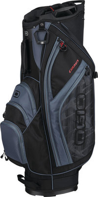 Ogio Cirrus Soot Black 18 Cart