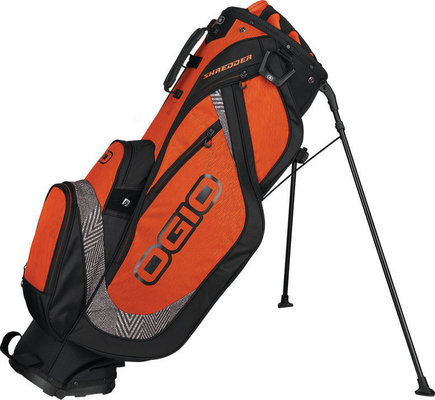Ogio Shredder Rust Crosswalk 18 Stand
