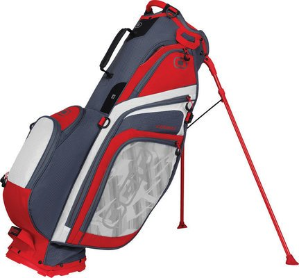 Ogio Cirrus Rush Red 18 Stand