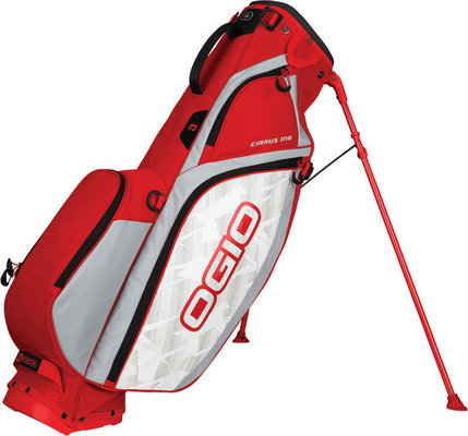 Ogio Cirrus Mb Rush Red 18 Stand