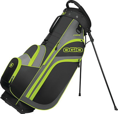 Ogio Press Green 18 Stand