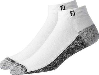 Footjoy ProDry Sport White Socks Mens
