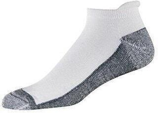 Footjoy ProDry Rolltab White Socks Mens