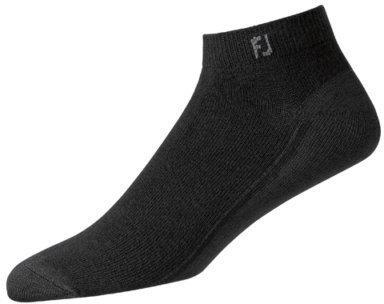 Footjoy ProDry Comp Tour Sport Black Socks Mens