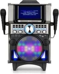 Auna Pro DisGo Box 360 Karaoke system Black