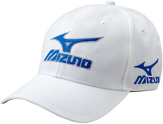 Mizuno Tour Cap White/Blue
