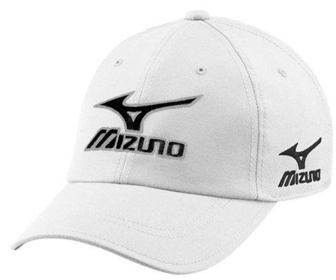Mizuno Tour Cap White/Black