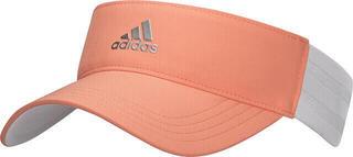 Adidas 3 Stripe Visor Chalk Coral