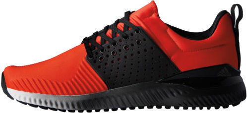Adidas Adicross Bounce Férfi Golf Cipők Red/Core Black/White UK 8