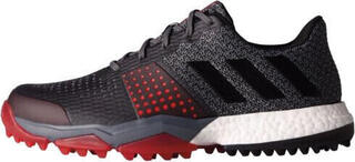 Adidas Adipower S Boost 3 Mens Golf Shoes Onix/Core Black/Scarlet