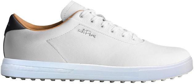Adidas Adipure SP Scarpe da Golf Uomo White/Tour White/Grey UK 8