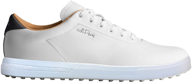 Adidas Adipure SP Mens Golf Shoes White/Tour White/Grey UK 8