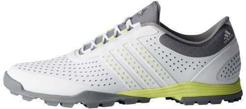 Adidas Adipure Sport Womens Golf Shoes White/Grey Heater/Frozen UK 4