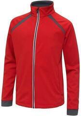 Galvin Green Rusty Junior Jacket Red/Gunmetal 170