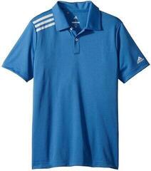 Adidas 3-Stripes Tournament Boys Polo Shirt Trace Royal 13-14Y