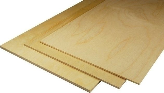 Sailor Plywood Birch - Multiplex Waterproof 1500x3000mm 4,5 m2 - 4 mm