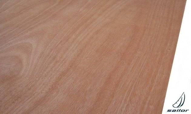 Sailor Plywood Okoume Twin Waterproof 2500x1220 mm 3,75m2 - 8 mm
