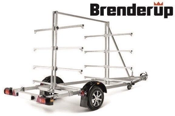 Brenderup 8116B - Kayak 750kg