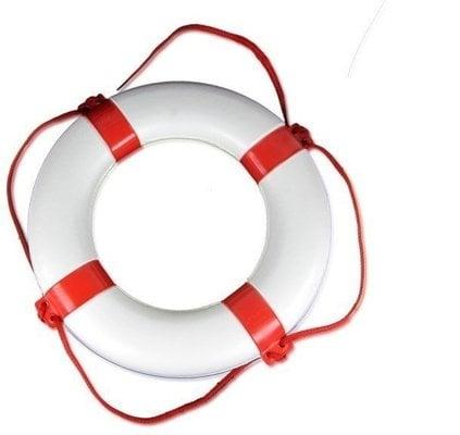 Talamex Lifebuoy Orca Red