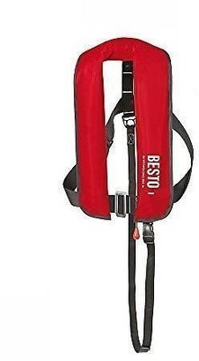 Besto 165N Automatic Harness Red
