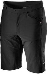 Castelli Unlimited Baggy Mens Shorts Black L