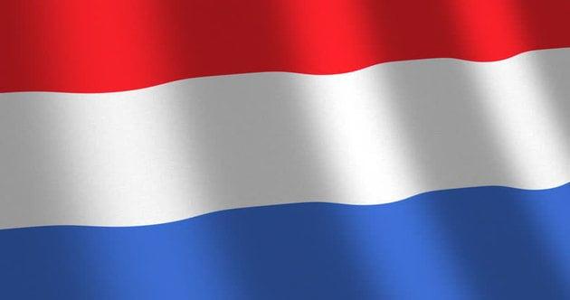 Talamex Bandiera nazionale Netherlands 20x30 cm
