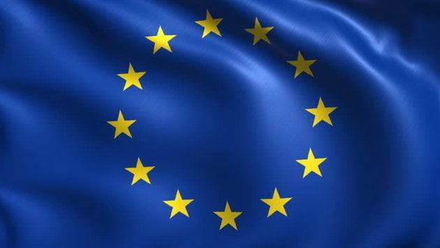 Talamex Bandiera nazionale EU 50x75 cm