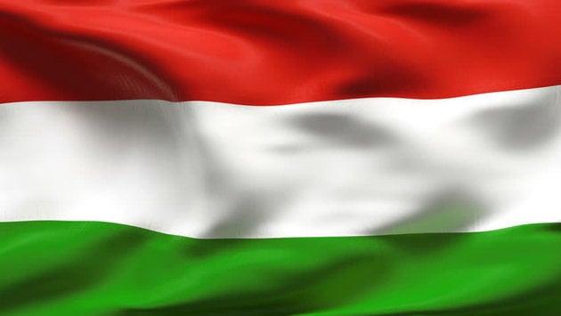 Talamex Flag Hungary 40x60 cm