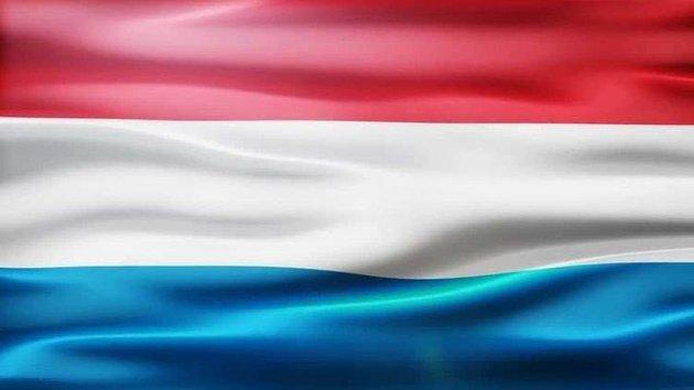 Talamex Flag Luxemburg 30x45 cm
