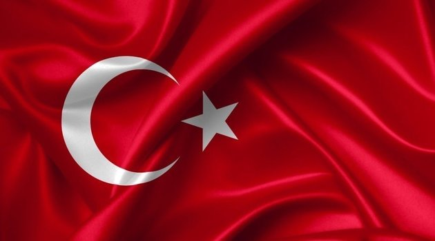 Talamex Flag Turkey 30x45 cm