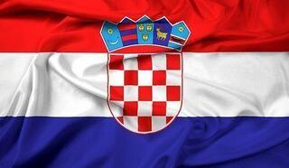Talamex Národná vlajka - Chorvátsko