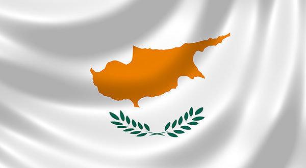 Talamex Flag Cyprus 20x30 cm