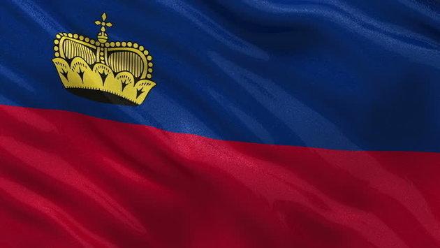 Talamex Flag Liechtenstein 30x45 cm