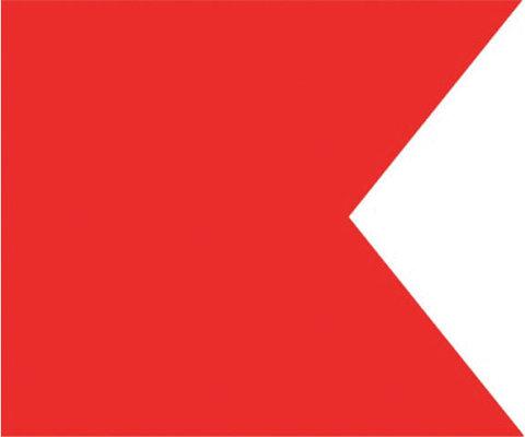 Talamex Signal Flag B