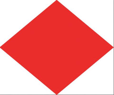 Talamex Signal Flag F