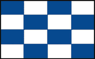 Talamex Signal Flag N
