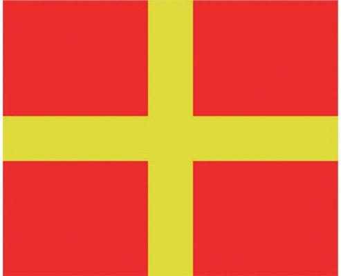 Talamex Signal Flag R