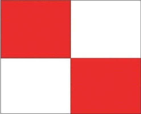 Talamex Signal Flag U