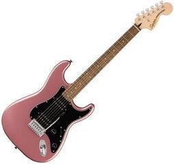 Fender Squier Affinity Series Stratocaster HH LRL BPG Burgundy Mist