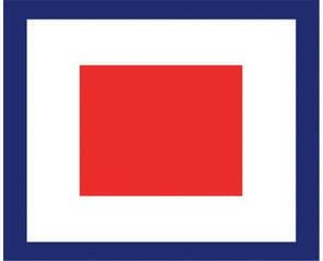 Talamex Signal Flag W
