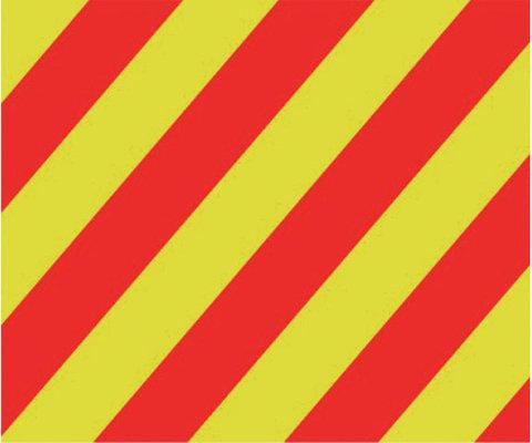 Talamex Signal Flag Y