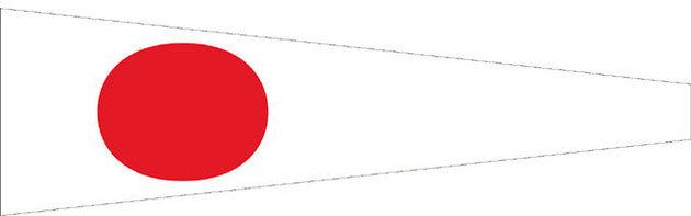 Talamex Signal Flag - Nr.1