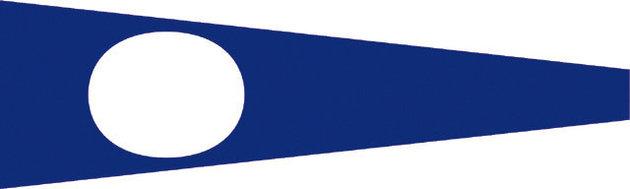 Talamex Signal Flag - Nr.2